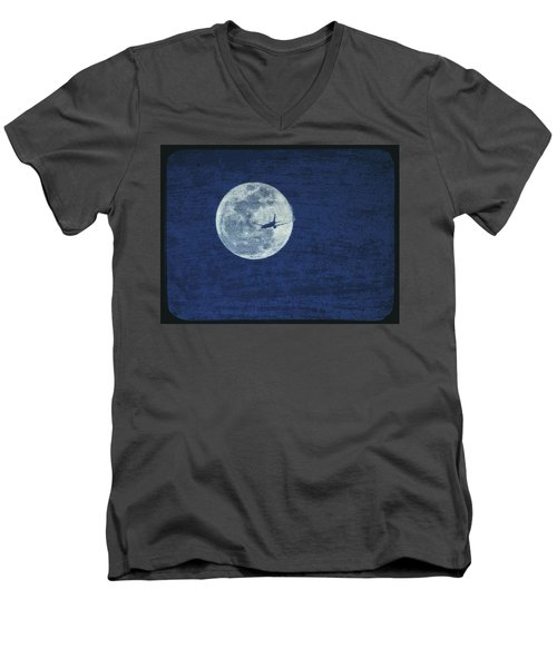 Wings Men's V-Neck T-Shirt