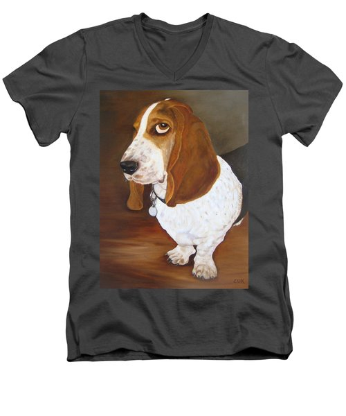 Winston Men's V-Neck T-Shirt