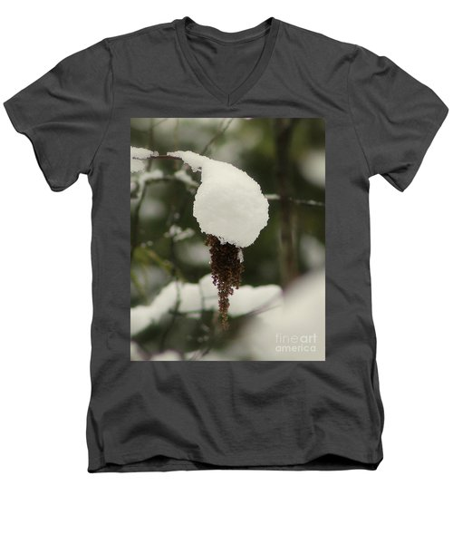 Winter's Cap Men's V-Neck T-Shirt