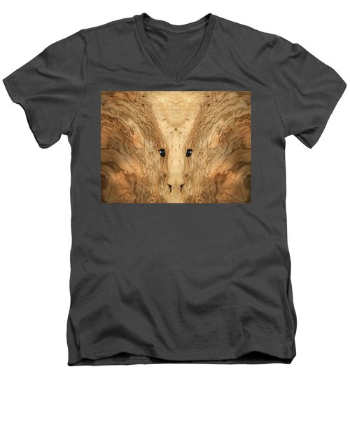 Woody 38 Men's V-Neck T-Shirt
