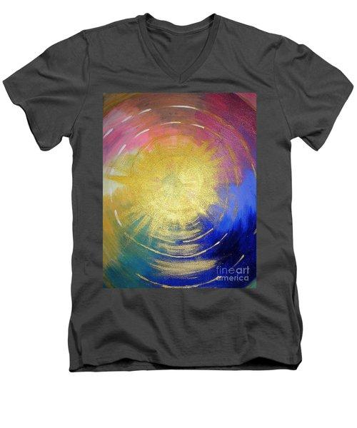 The Word Of God Men's V-Neck T-Shirt