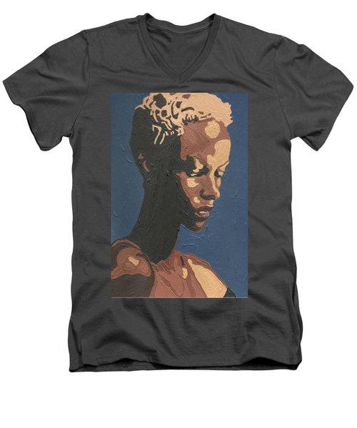 Yasmin Warsame Men's V-Neck T-Shirt