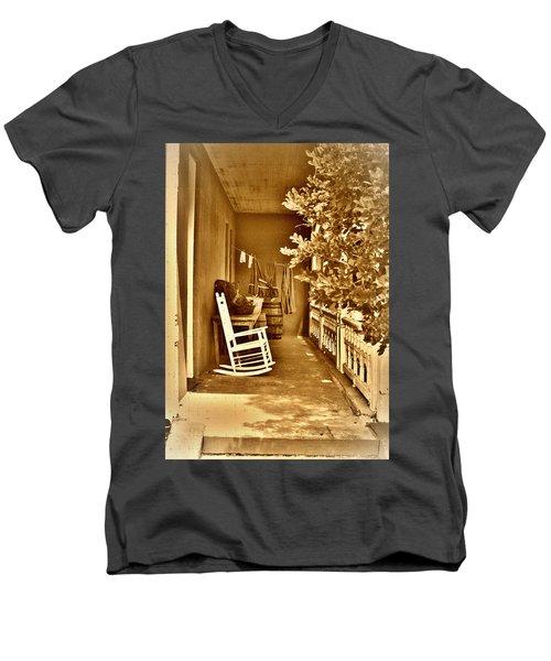Yesteryear Men's V-Neck T-Shirt