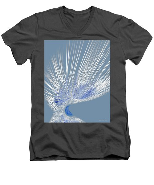 Zephyr Men's V-Neck T-Shirt