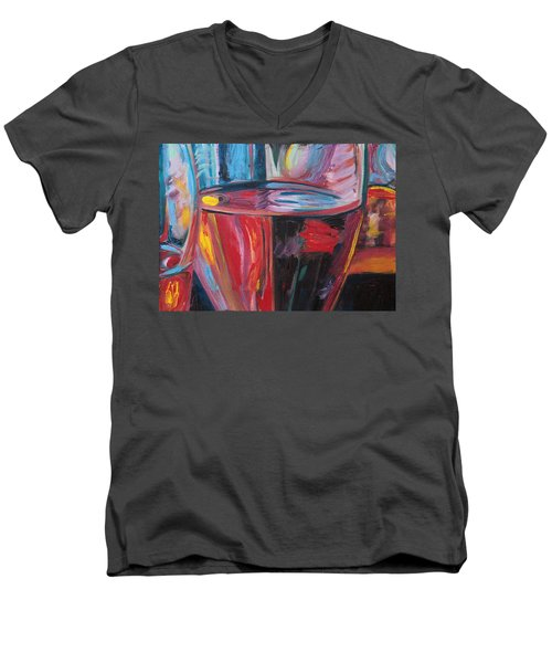 Zest Men's V-Neck T-Shirt