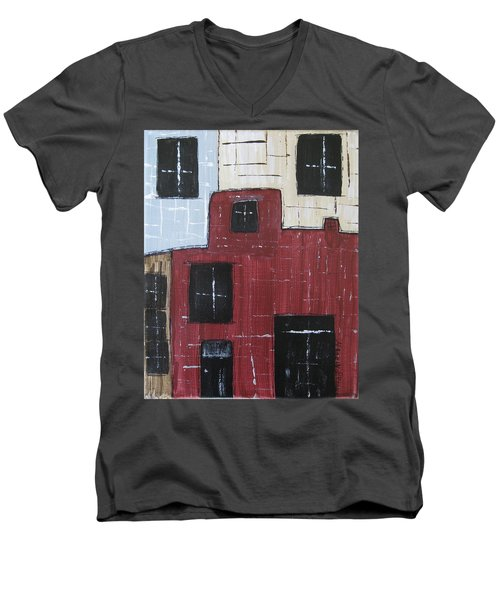 Eureka Springs Arkansas #1 Men's V-Neck T-Shirt