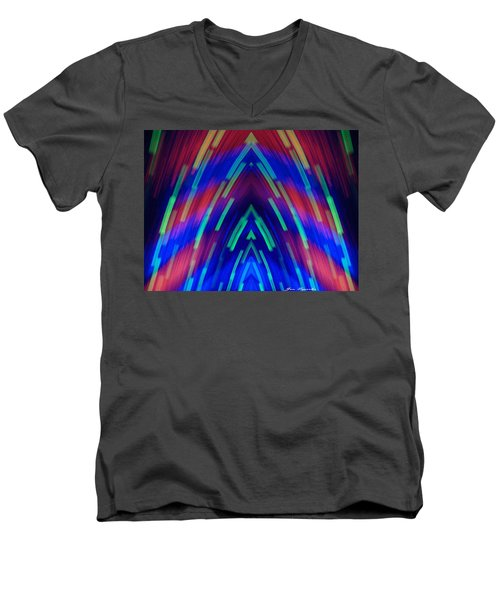 What Is The Point Men's V-Neck T-Shirt
