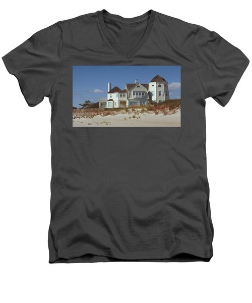 Beach House Men's V-Neck T-Shirt
