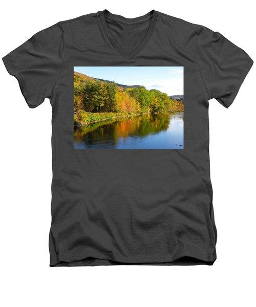 Painted Brook Men's V-Neck T-Shirt