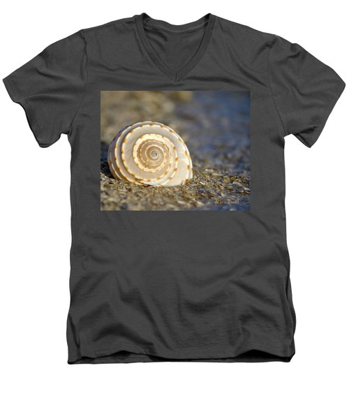 Resonance Of The Sea Men's V-Neck T-Shirt