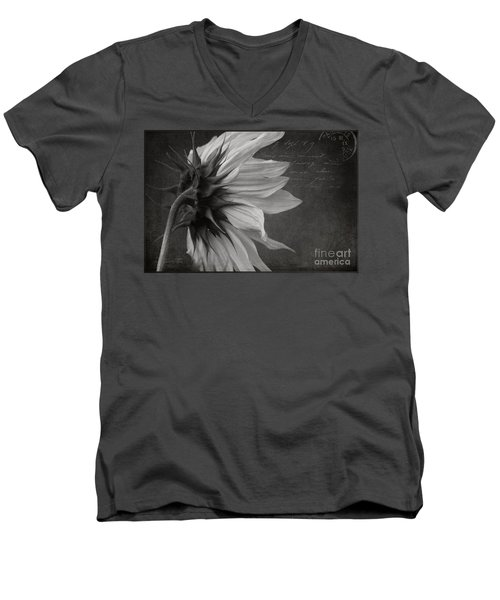 The Crossing  Men's V-Neck T-Shirt