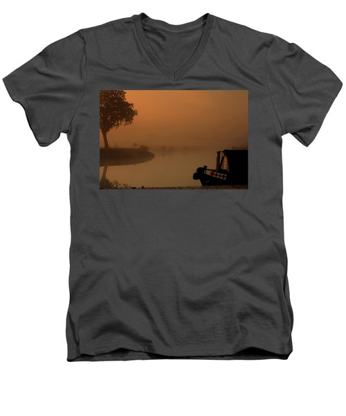 A Nice Place Men's V-Neck T-Shirt