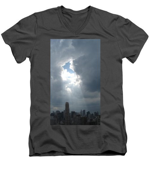 Ahhhh Men's V-Neck T-Shirt