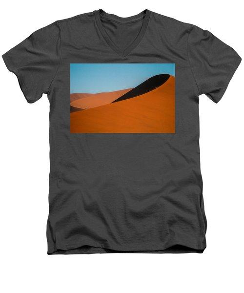 Around The Edge Men's V-Neck T-Shirt