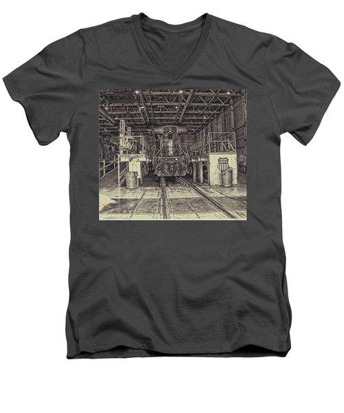 At The Yard Men's V-Neck T-Shirt