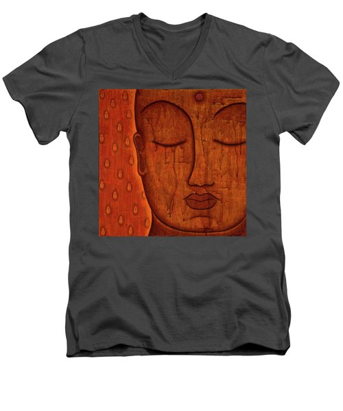 Awakened Mind Men's V-Neck T-Shirt