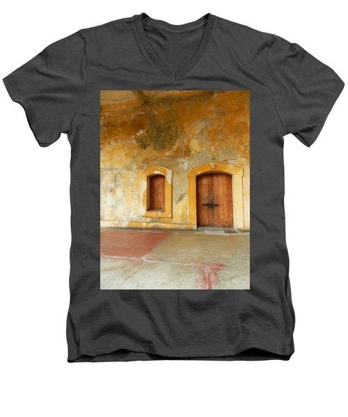Bar The Doors Men's V-Neck T-Shirt