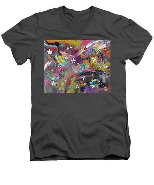 Bird Of A Feather Men's V-Neck T-Shirt