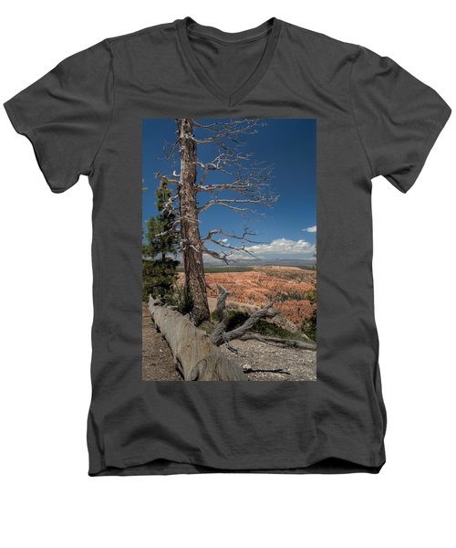 Bryce Canyon - Dead Tree Men's V-Neck T-Shirt