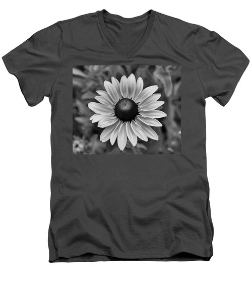 Men's V-Neck T-Shirt featuring the photograph Colorless by Brian Hughes