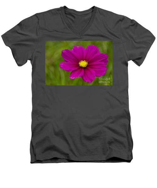 Men's V-Neck T-Shirt featuring the photograph Cosmos by Sean Griffin