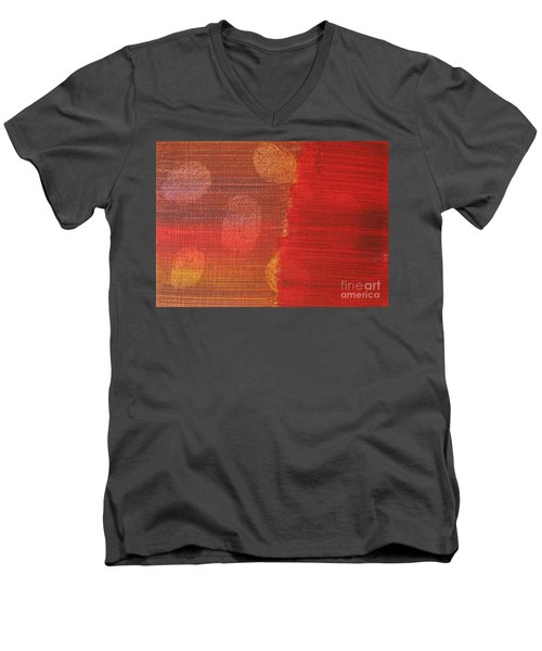 Cover Up Men's V-Neck T-Shirt