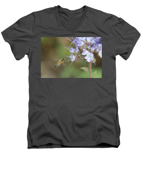 Men's V-Neck T-Shirt featuring the photograph Dbg 041012-0310 by Tam Ryan