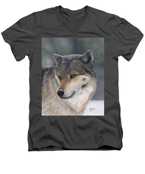Distraction Men's V-Neck T-Shirt