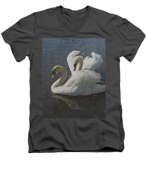 Enamored Men's V-Neck T-Shirt