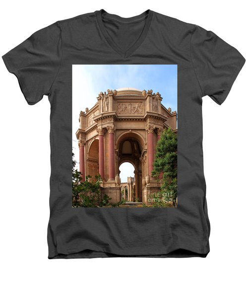 Exploratorium San Francisco Men's V-Neck T-Shirt