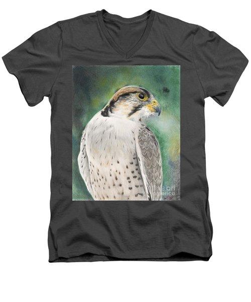 Falcon Men's V-Neck T-Shirt