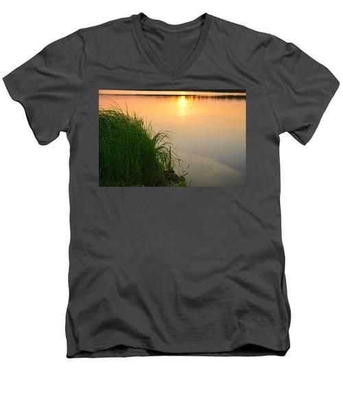 Farewell To The June Day Men's V-Neck T-Shirt