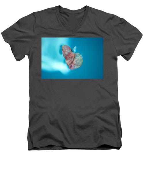 Fate Floats Men's V-Neck T-Shirt