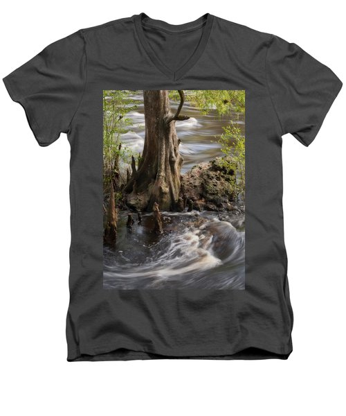 Florida Rapids Men's V-Neck T-Shirt