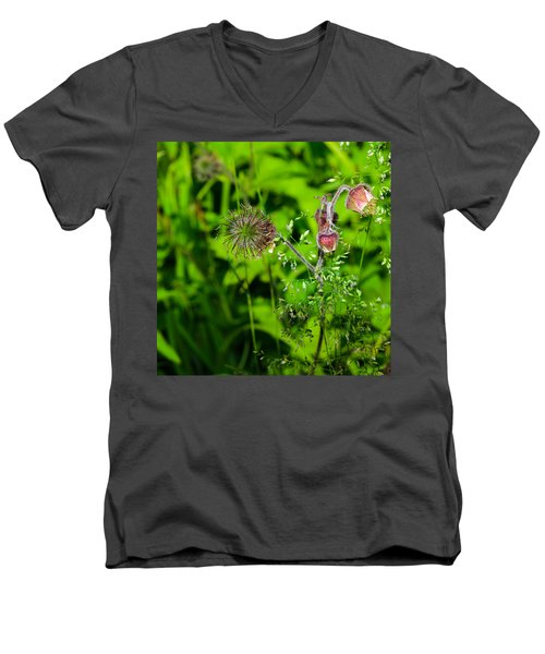 Forest Nymph Men's V-Neck T-Shirt