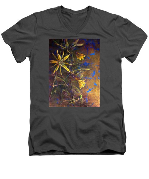 Gold Passions Men's V-Neck T-Shirt
