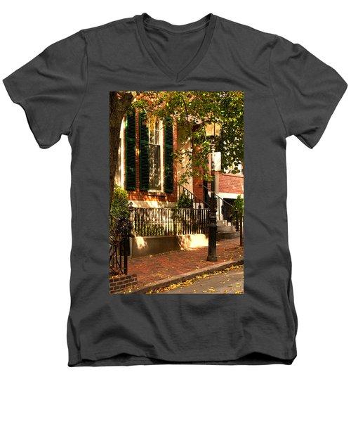 Grand Residence Men's V-Neck T-Shirt