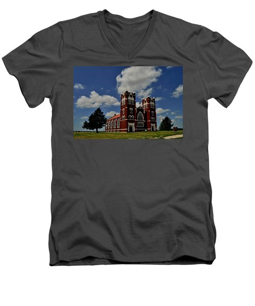 Heavenly Sky Men's V-Neck T-Shirt