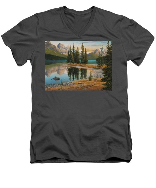 Hidden Treasure Men's V-Neck T-Shirt