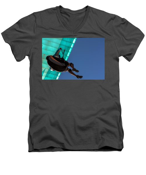 Icaro Men's V-Neck T-Shirt