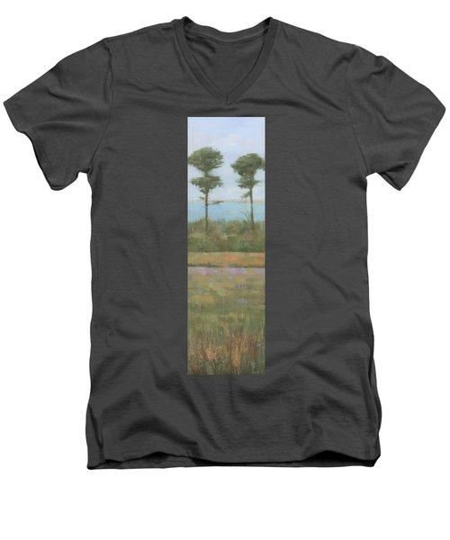 Island Twins Men's V-Neck T-Shirt