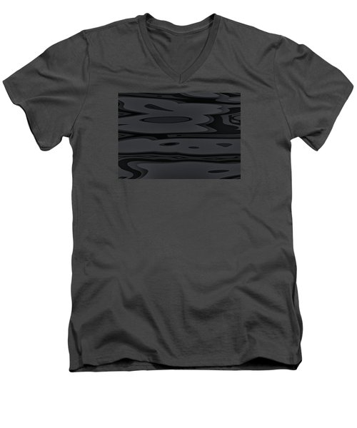 Iturortu Men's V-Neck T-Shirt by Jeff Iverson
