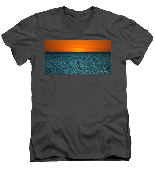 Just A Sliver Men's V-Neck T-Shirt