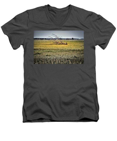 Laid To Rest Men's V-Neck T-Shirt