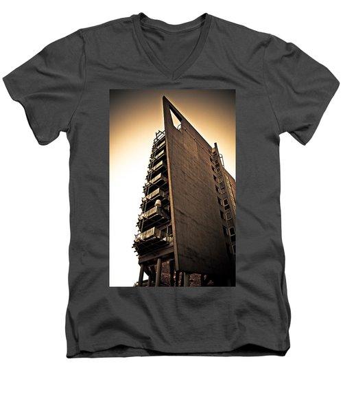 Lamp Feng Shui Men's V-Neck T-Shirt