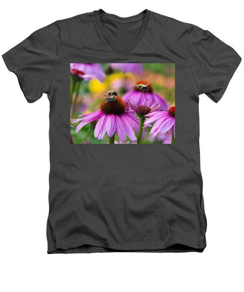 Let Me Help Men's V-Neck T-Shirt
