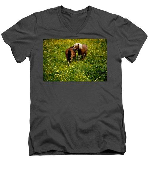 Mini 5 Men's V-Neck T-Shirt