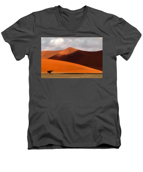 Moody Tree Men's V-Neck T-Shirt