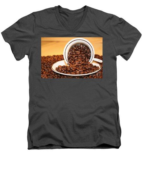 Morning Desire Men's V-Neck T-Shirt