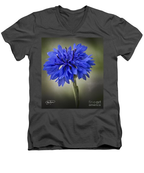 Morning Surprise - Artist Cris Hayes Men's V-Neck T-Shirt
